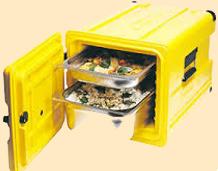 TERMOBOX  AV 400-VRATA SA STRANE-ŽUTi-za 1 komad GN posudu 1/1-100