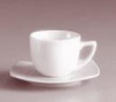 Šolja za kafu 1281 sa kvadro tacnim Apulum