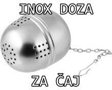 TRAJNI FILTER-DOZA ZA ČAJ INOX