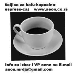 Soljice za kafu-kapućino-espreso-čaj