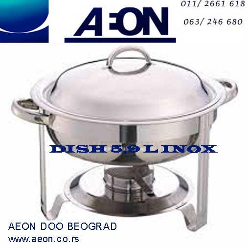 Chafing Dish OKRUGLI 5,9L