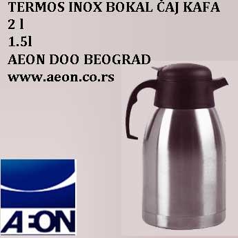 TERMOS BOKAL INOX 2L