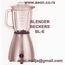 Blender Beckers BL-E