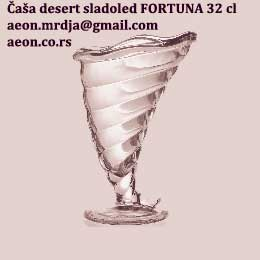 FORTUNA 32 CL ČAŠA SLADOLED DESERT