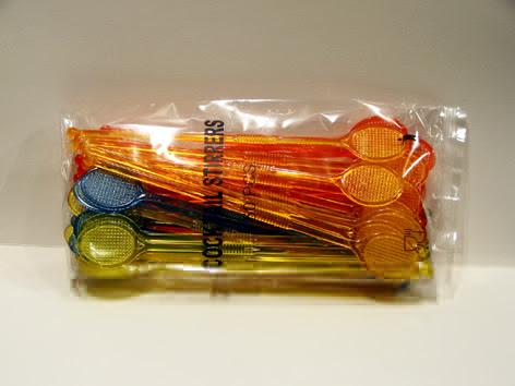 Mutilice stireri za koktele PVC 50 kom/1 pak