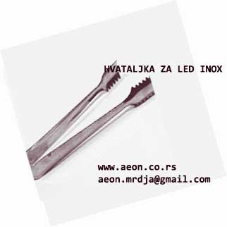 HVATALJKA ZA LED INOX aeon.co.rs