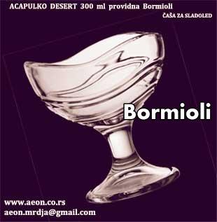 Acapulco desert 300ml čaša za sladoled Bormioli